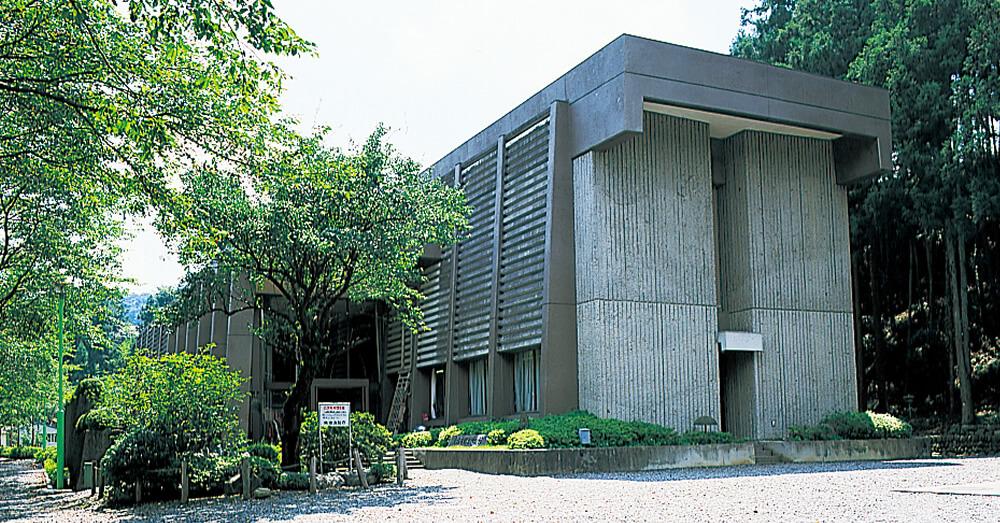 青梅市郷土博物館