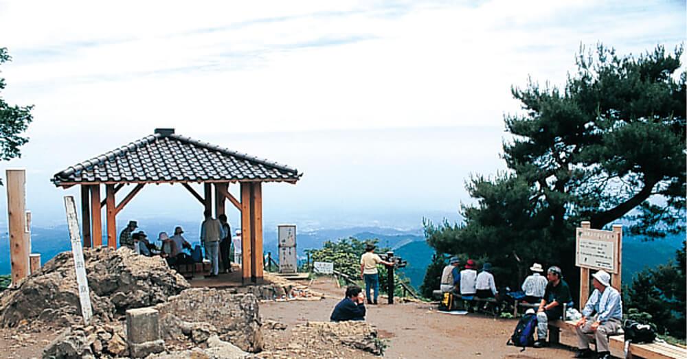 日の出山コース