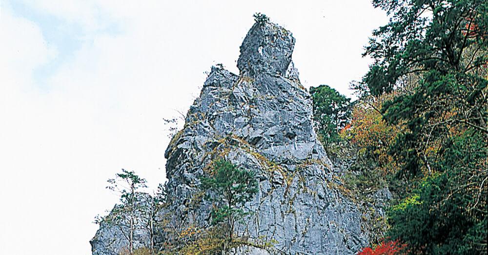 梵天岩(ぼんてんいわ)