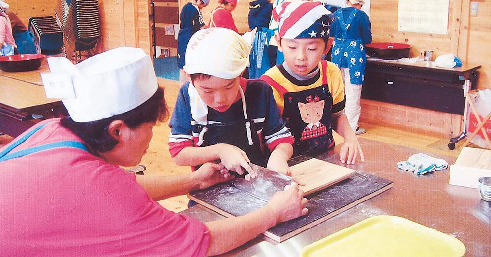 檜原村地域交流センター 森の学校
