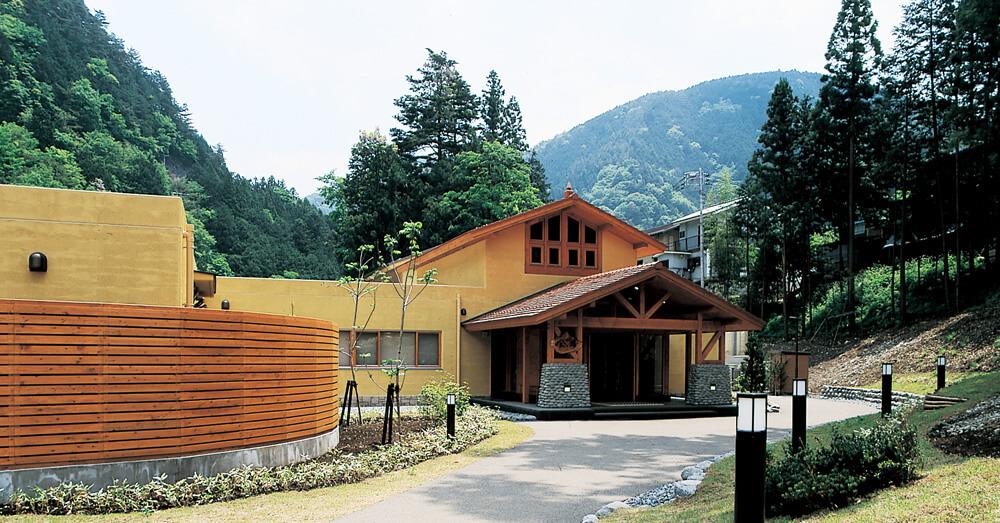 丹波山温泉のめこい湯