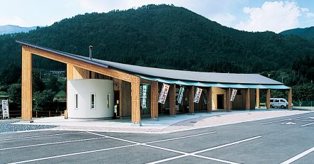 道の駅たばやま・農林産物直売所